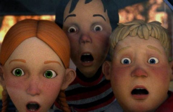 """The Top 20 """"SCARY"""" Movies You Should NEVER Show Your Kids - Moments"""