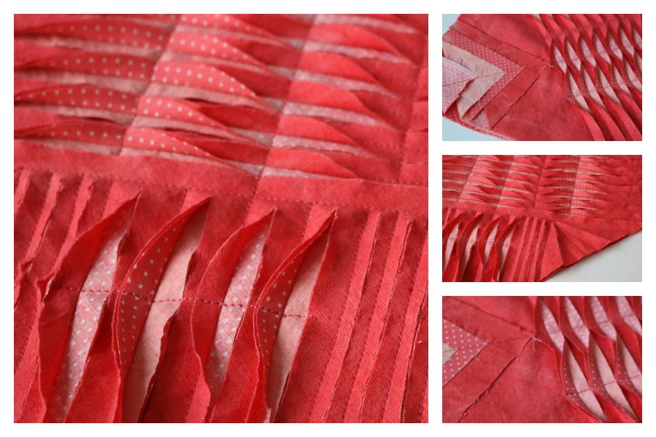 Fabric Manipulation – Ruth Singer Style