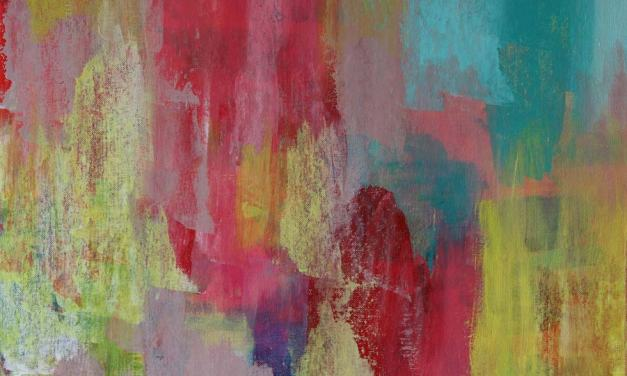 Paint The Way You Want To – Embrace Your Freedom (Abstract Art)