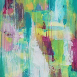 Abstract Fine Art Print - Summer Nightingale by Charlie Albright | Moments by Charlie | Creative Abstract Artist, Photographer and Blogger | Made in Adelaide, Australia