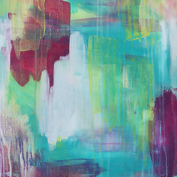 Abstract Fine Art Print - Summer Nightingale 2 by Charlie Albright | Moments by Charlie | Creative Abstract Artist, Photographer and Blogger | Made in Adelaide, Australia