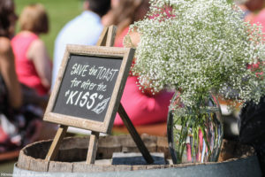 Baby's breath and sign-6845