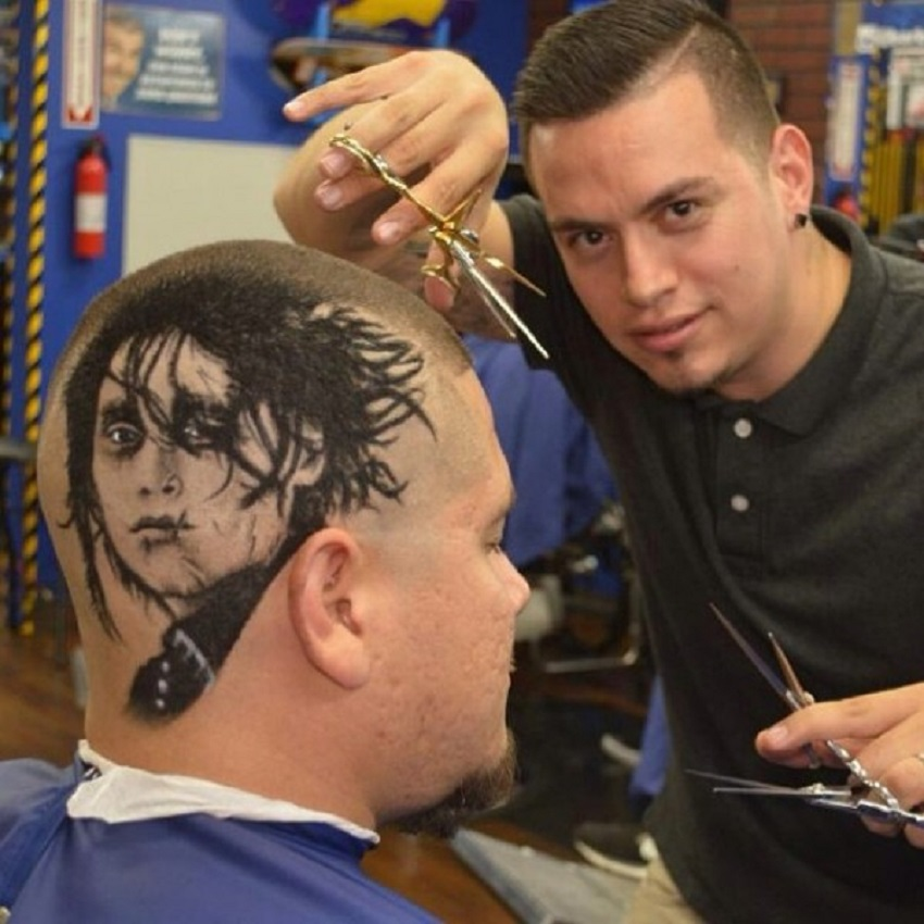Amazing Haircut Portraits By Rob The Original Ferrel