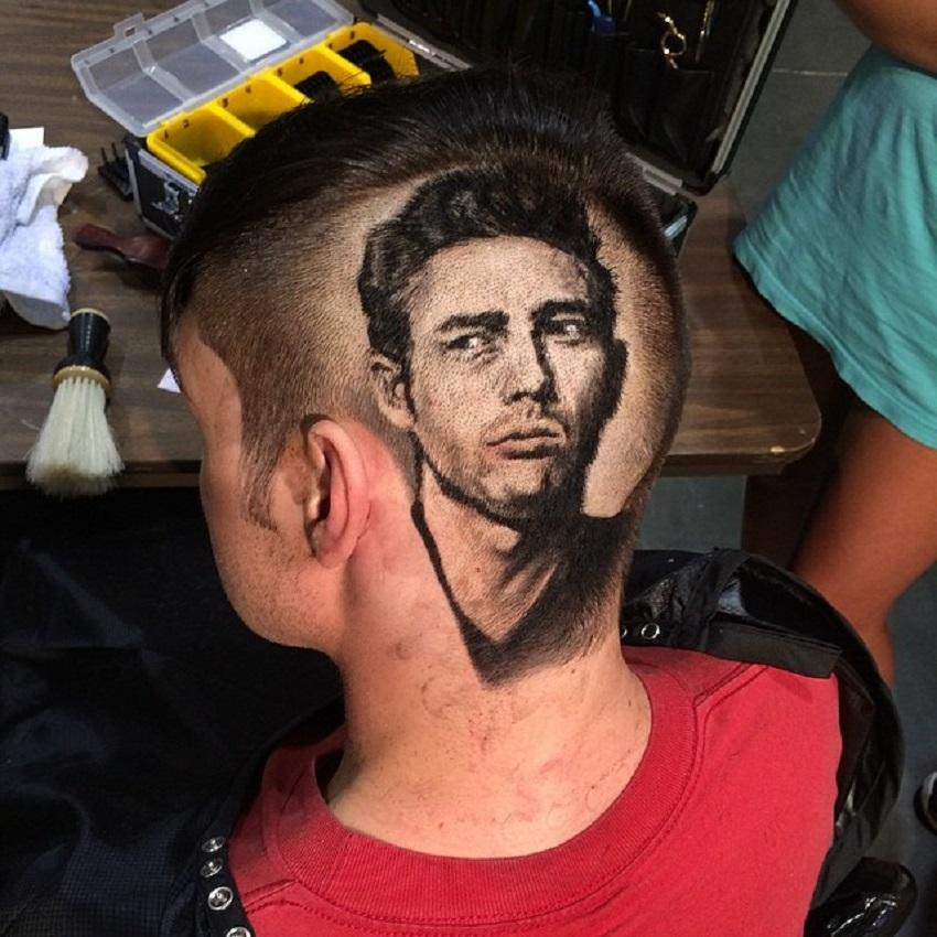 Amazing Haircut Portraits By Rob The Original Ferrel