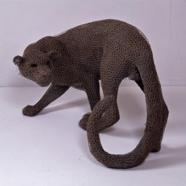Kendra Haste' Steel Wire Animal Sculptures - Strikingly