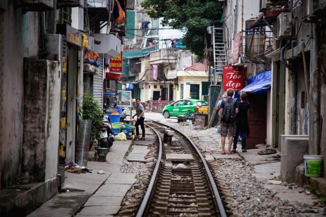 Hanoi-Train