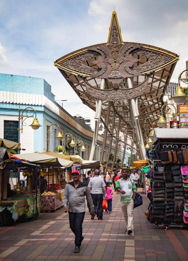 Kuala Lumpur-market