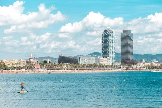 free travel guide Barcelona