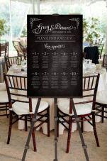 Nuestros Table Plan