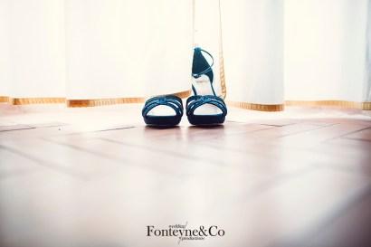 zapatos tacón boda