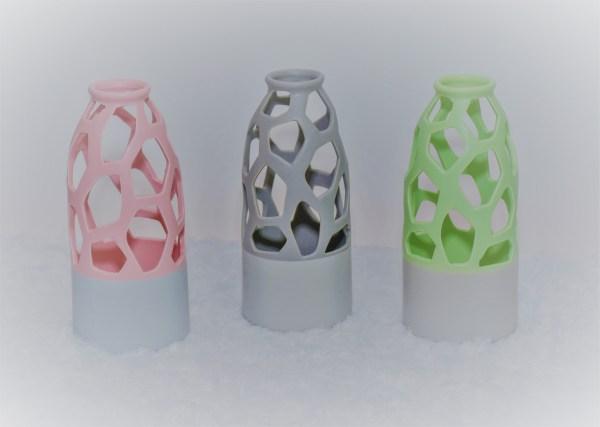 Designer Net Vases 1
