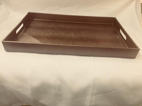 Bronze Decorative Tray