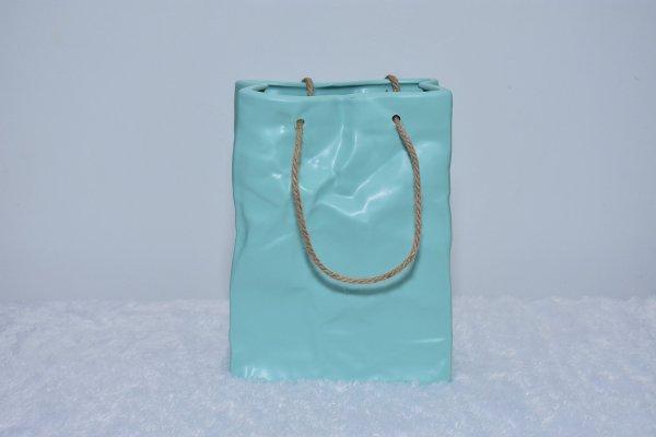 Bag Vase 1