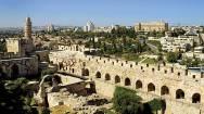 Jerusalem Old City Quarter