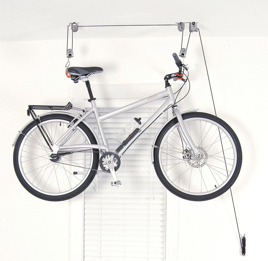 Four Small Space Bicycle Storage Solutions