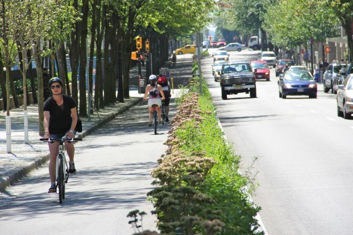 US Bike Lanes