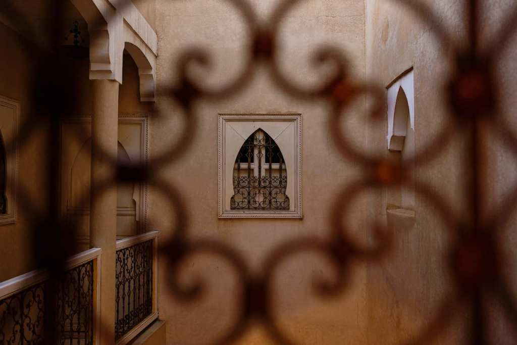 Wedding photographer in Morocco - riad designs
