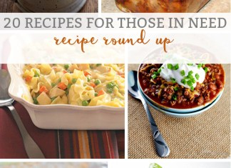 recipe round up those in need mom envy