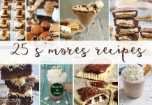 S'mores Recipes. Check out this round-up of 25 Must-Try s'mores recipes that are perfect for summer entertaining. | https://momenvy.co