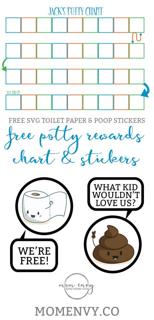 Cottonelle Mega Rolls A Potty Training Must Have Free Potty Chart