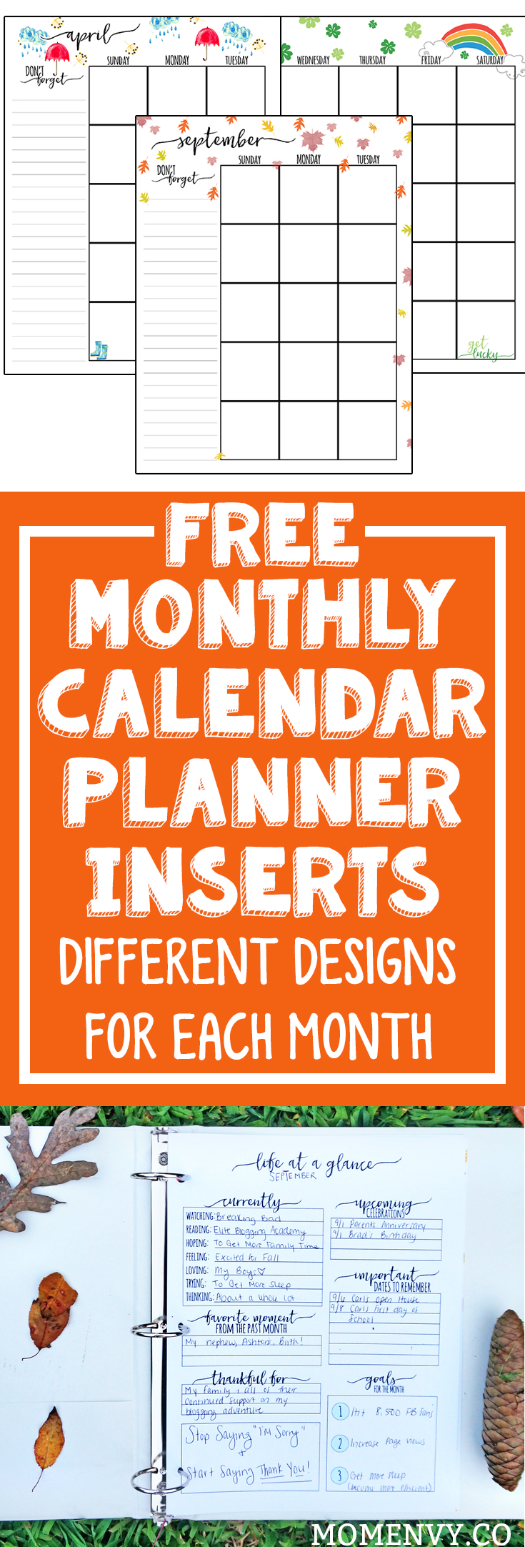 free monthly calendar planner koni polycode co