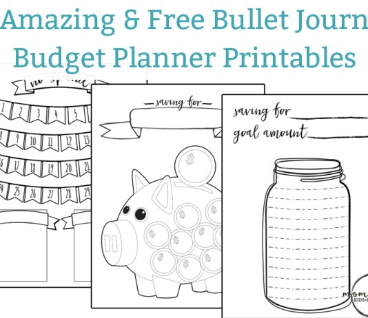 Free Budget Planner Printables. 9 free bullet journal style printables to get your budget in check. Perfect for your family binder or planner. Free bullet journal printables. Free happy planner printables. Free budgeting worksheets.