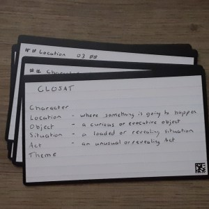 Reusable Note Cards