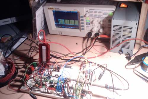 small resolution of source momex cat content protoboard with power supply and oscilloscope source momex cat content wire