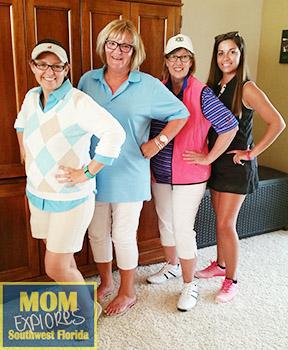 Golf Theme party