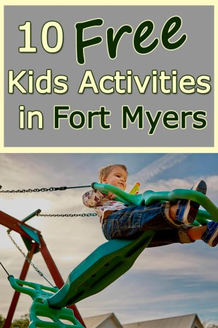 10 Free Kid Friendly Activities in Fort Myers
