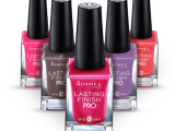 Rimmel Lasting Finish Pro Nail Lacquer Wild Orchid 370