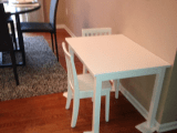 Pottery Barn Kids Carolina Table Excellent for Kids!