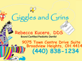 Giggles and Grins – Coolest Pediatric Dental Office is Northeast Ohio!  Grand Opening on Saturday, December 7 from 10 a.m. – 1:00 p.m.