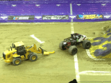 Monster Jam at Quicken Loans Arena Review and Ticket Discount