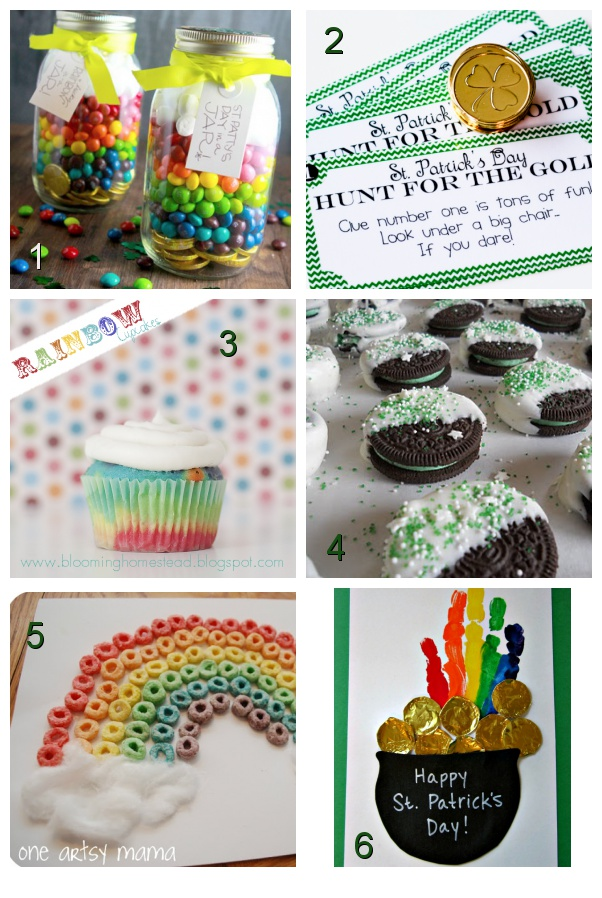 6 Easy St. Patricks Day Crafts
