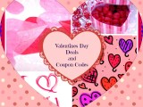 Valentines Day Coupons and Deals! #ValentinesDay