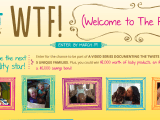 "Enter The First Years ""Welcome to The Family"" Video Series Contest to Become the Stars of a New Online Reality Series!"