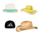 The Best Summer Hats For Different Hairstyles