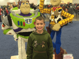 LEGO Creativity Tour Review and KidsFest Tour Stops for 2016!