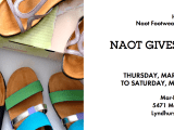 NAOT Gives Back Event! #NaotGivesBack