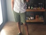 If He Doesn't Already Know, Tell Your Husband That Cargo Shorts are OUT OF STYLE!
