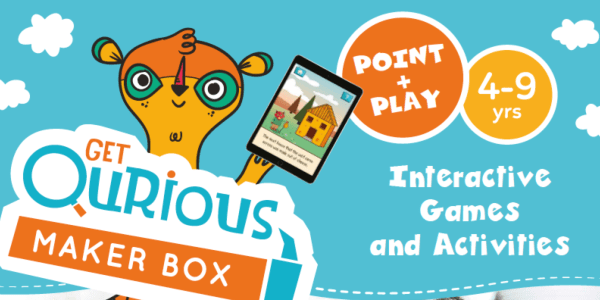 Valentine's Day Special – Get Qurious Maker Box