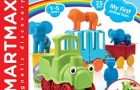Lions, Elephants & SmartMax Introduce Tots to Magnetic Discovery with 'My First' Sets and #Giveaway!