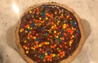 Let's Make A Cookie Cake!!