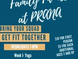 Prana Dance Company – Upcoming Fitness Events and Fall Dance Schedule