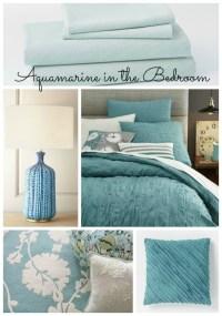 Pantone 2015: Aquamarine in the Home