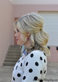 25 Gorgeous Half Up Half Down Hairstyles | Mom Fabulous