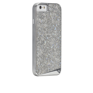 Brilliance iPhone 6 Diamond Silver Case