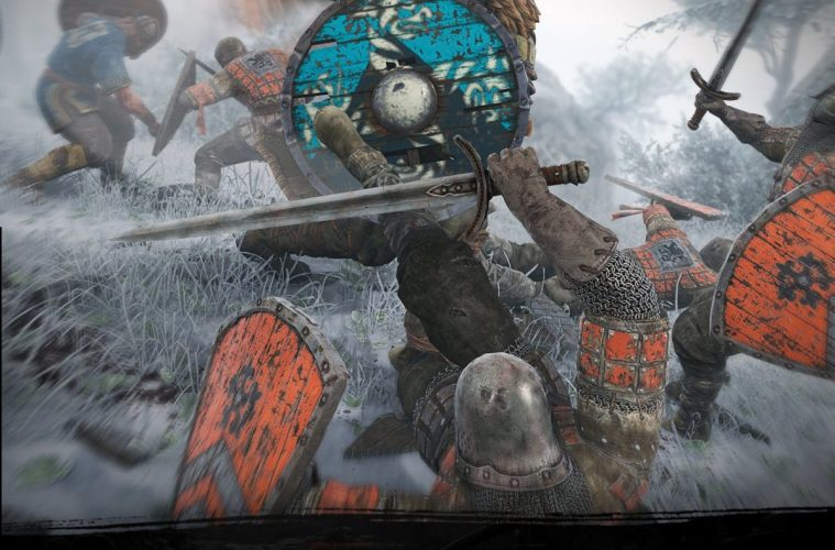 Playstation 4 For Honor
