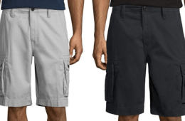 jcpenney mens shorts sale